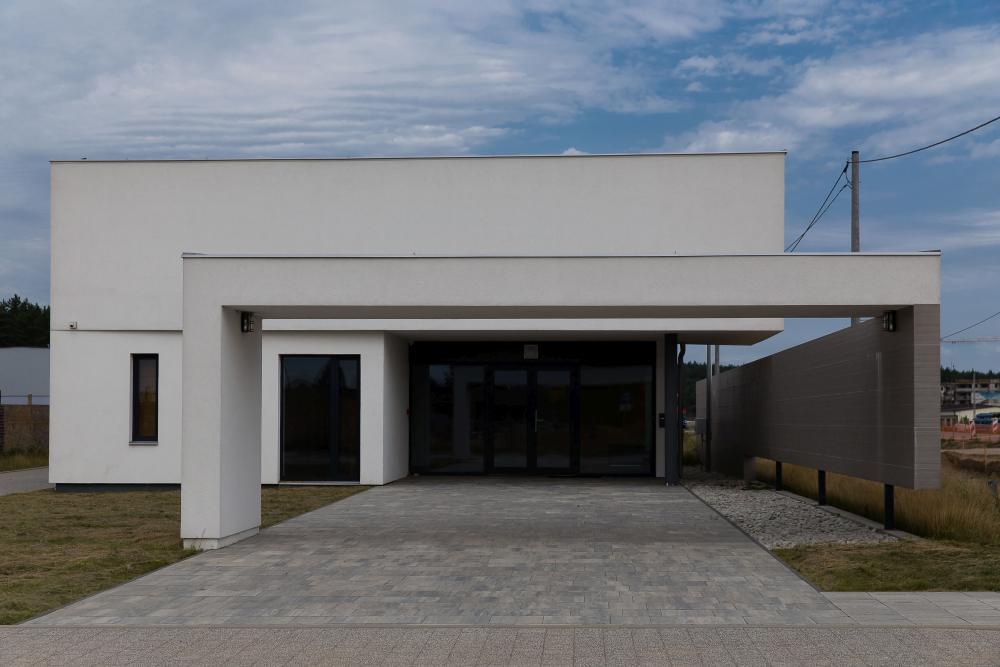 krematorium budynek wierzbicki