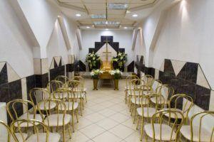 kaplica białystok